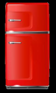 Red-Refrigerator