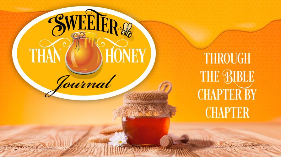 Sweeter than Honey Journal